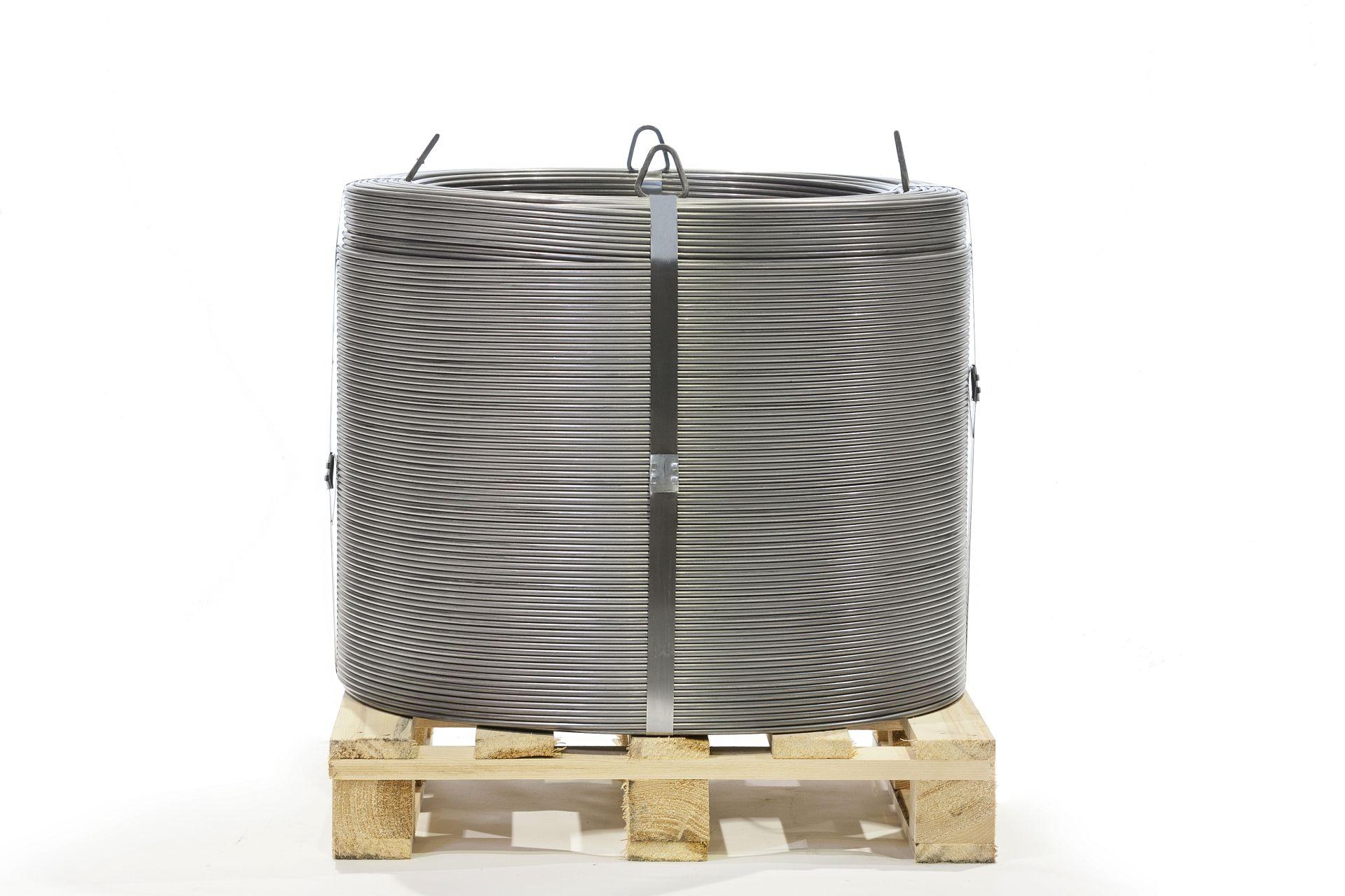 Hard drawn steel wires